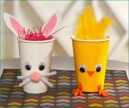 dulceros con vasos desechables3