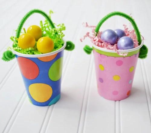 dulceros con vasos desechables4
