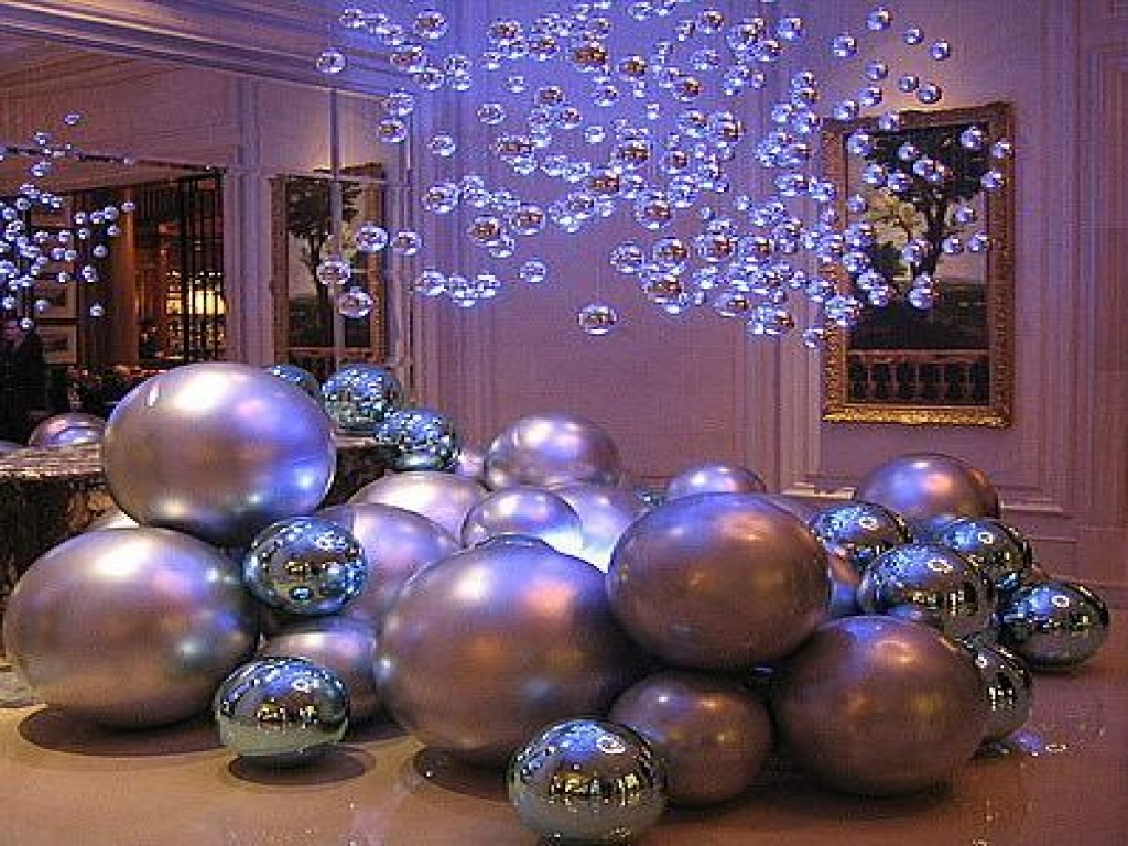 Hermosas Ideas Para Decorar Con Esferas En Navidad Dale
