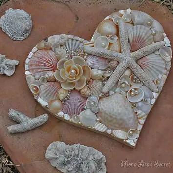 Decoraci n con conchas marinas y caracoles dale detalles - Manualidades con conchas ...