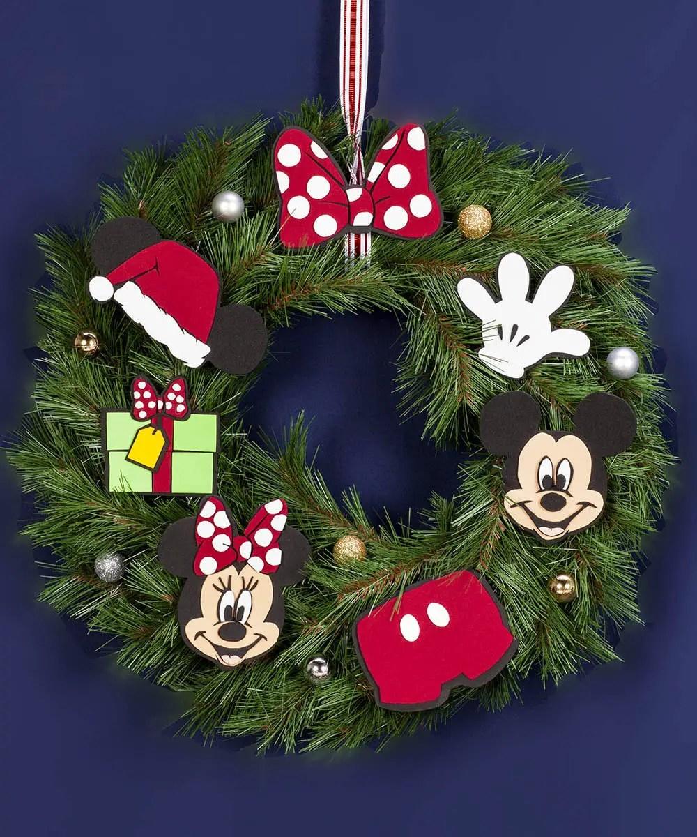 Decoraci n navide a con tema mickey mouse dale detalles for Ideas para christmas de navidad