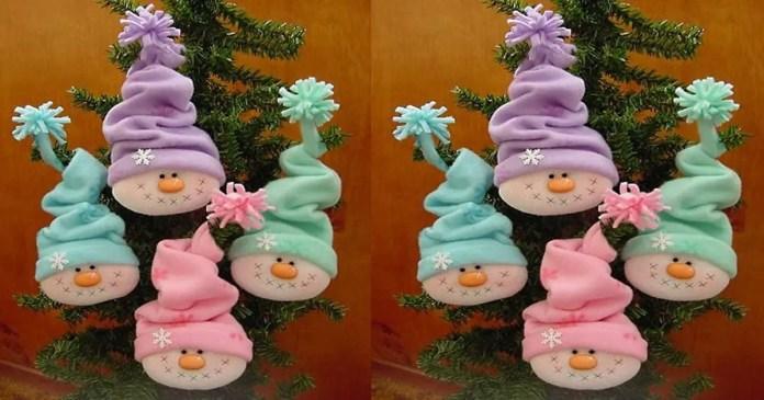Mu Ef Bf Bdecos De Nieve Para Decorar En Navidad