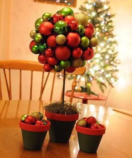 Como hacer un topiario navide o paso a paso dale detalles for Hacer decoracion de navidad