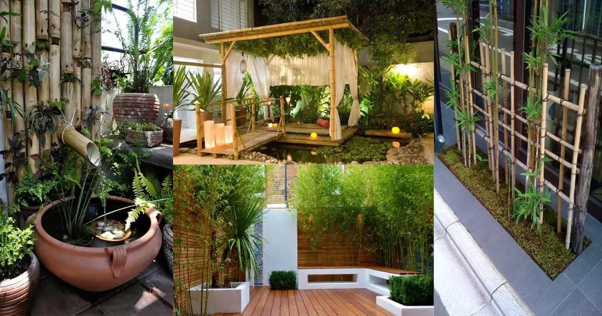 Hermosas Ideas Para Decorar Con Bamb 250 Dale Detalles