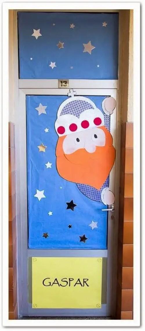 Ideas para decorar puertas escolares en navidad dale for Puertas escolares decoradas