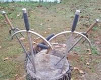 Custom Made Chinese Iron Rulers