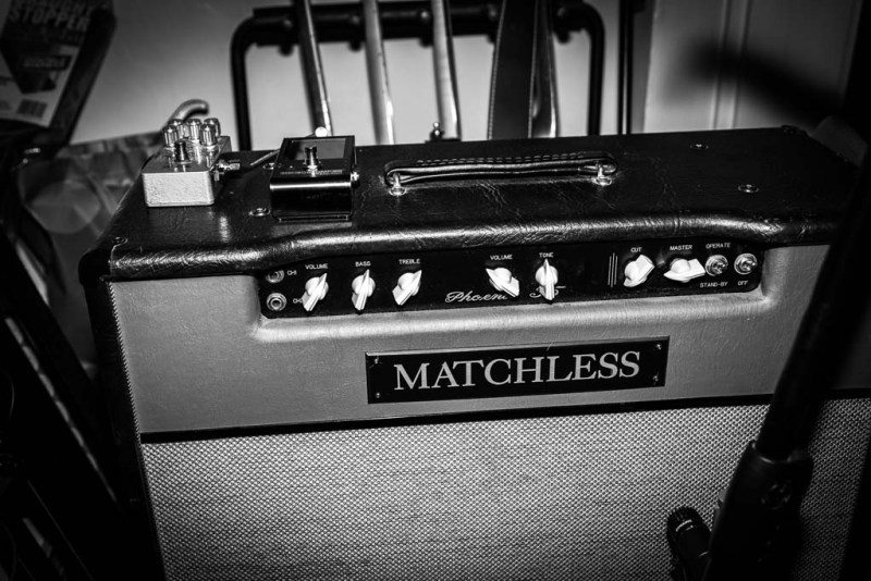 Matchless Phoenix 35 Amplifier