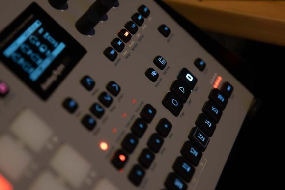 Elektron Analog Rytm MKII Drum Machine