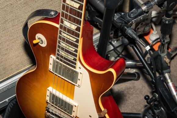 Custom Shop Gibson Les Paul R8 1958 Guitar