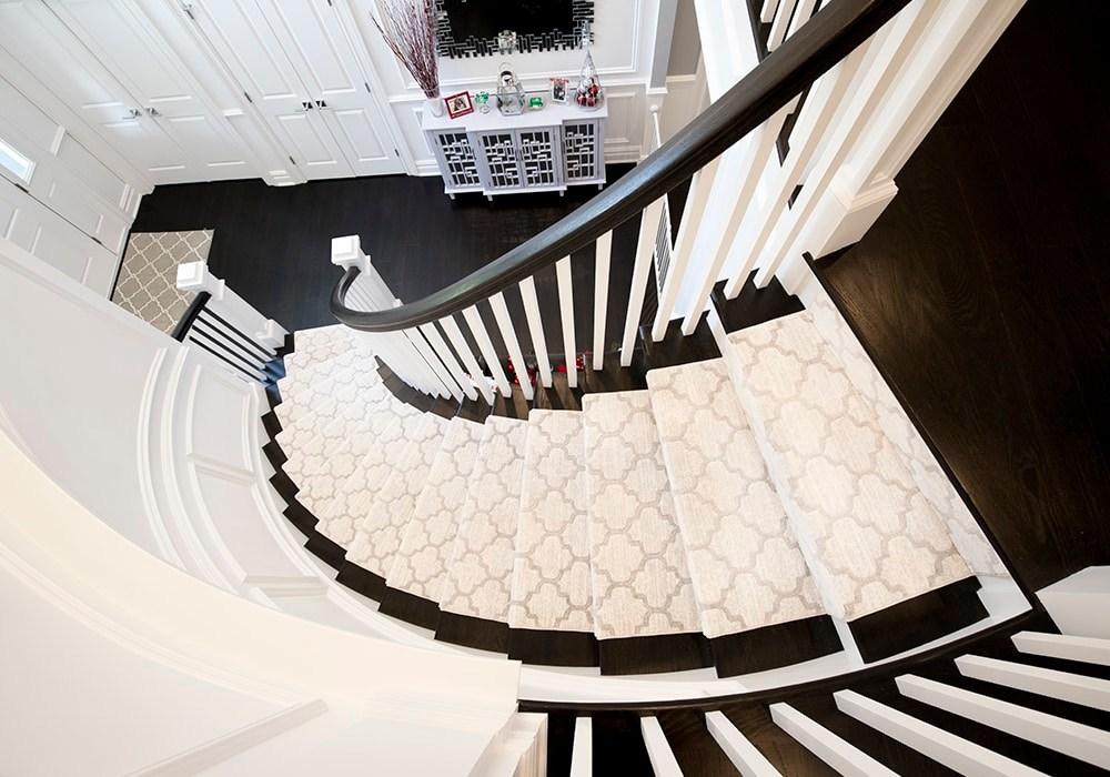 Hallway Carpet Stair Hallway Carpet Runners Dalene Flooring   Vinyl And Carpet Stairs   Thin   Indoor   Light   Low Pile   Laminate