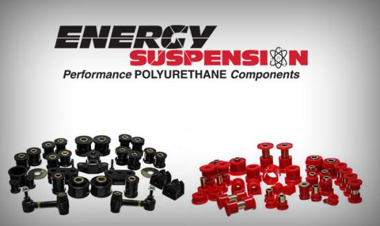 New: Energy Suspension Hyper-Flex Master Sets for '08-14 WRX
