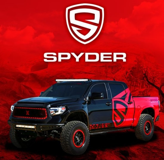 Spyder Auto Accessories is Now Available at Dales