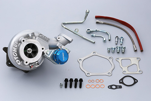 TOMEI Press Release – All New TOMEI ARMS Turbo Kit Has Just Been Released For 4B11(EVO X)!