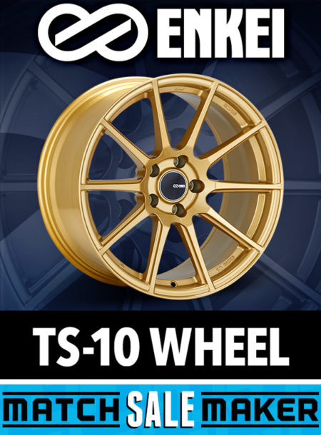 Enkei's New TS-10 Wheel Now Available!