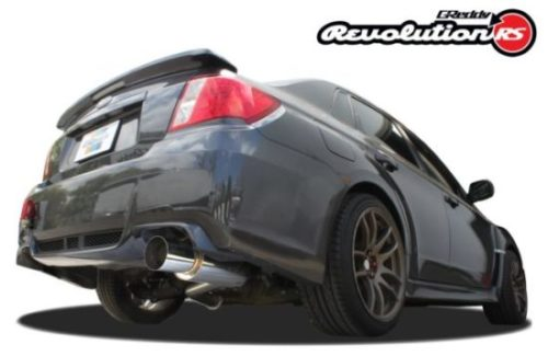 The Revolution RS for the Subaru WRX/STI sedan