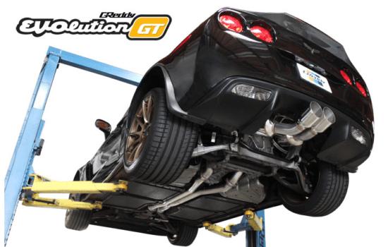 New EVOlution GT Exhaust for Chevrolet C6 Corvette (2006-13)