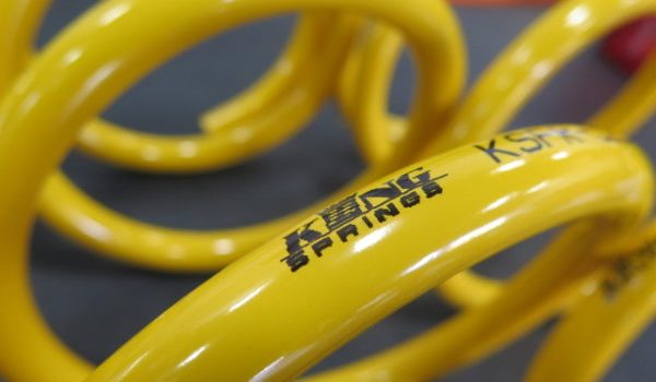"""Subaru Forester gets a lift with """"KING"""" LIFT SPRINGS"""