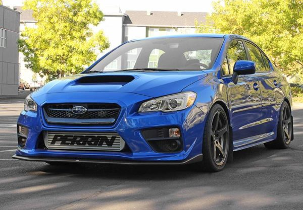 PERRIN PERFORMANCE FRONT MOUNT INTERCOOLER: 2015-2017 SUBARU WRX