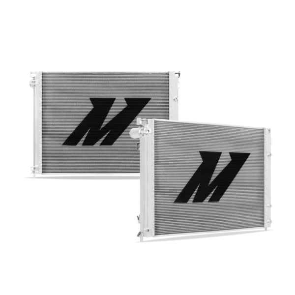 MISHIMOTO ALUMINUM RADIATORS: CHALLENGER/CHARGER/MAGNUM 6.1L V8