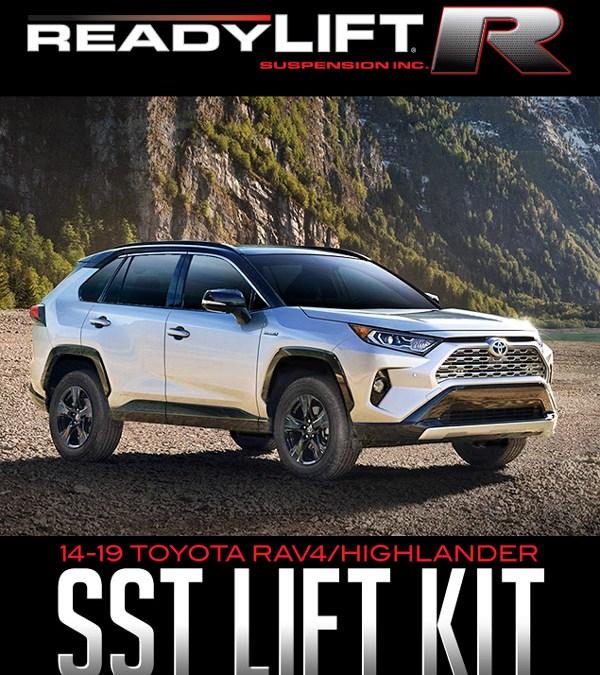 Toyota Lift Kits