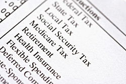 New Tax Law Changes for 2014