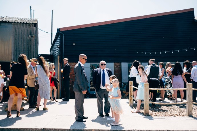 Lobster Shack Wedding Whitstable East Quay Photography_0021
