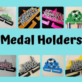 Personalised Medal Holders