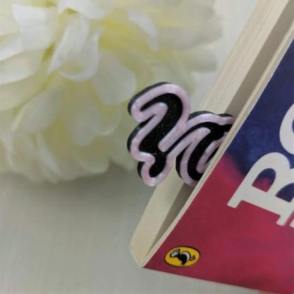 personalised bookmark name