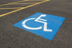 Chicago Social Security disability attorney - Handicapped Parking