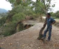 Timor-Leste Cliff