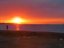 Dili sunset