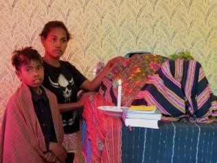 Timor-Leste funeral