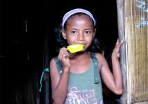 Timorese girl