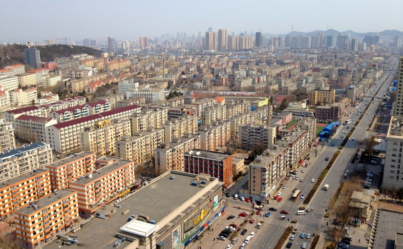Pics of Dalian: Dalian's 6 Districts
