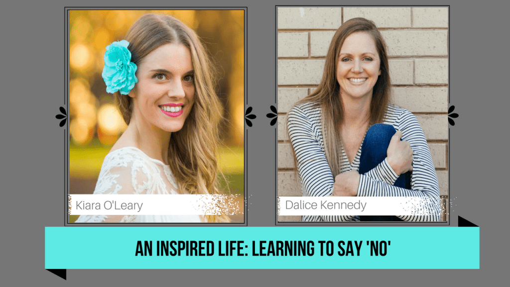 Podcast: Learning to say NO