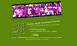 centro studi movimenti - parma