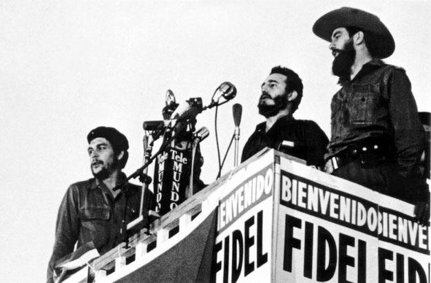 Cosa ci insegna ancora Che Guevara    di Antonio Moscato