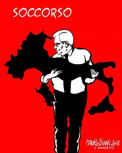 Caro Presidente, il suo silenzio, la nostra solitudine    di Piero Bevilacqua