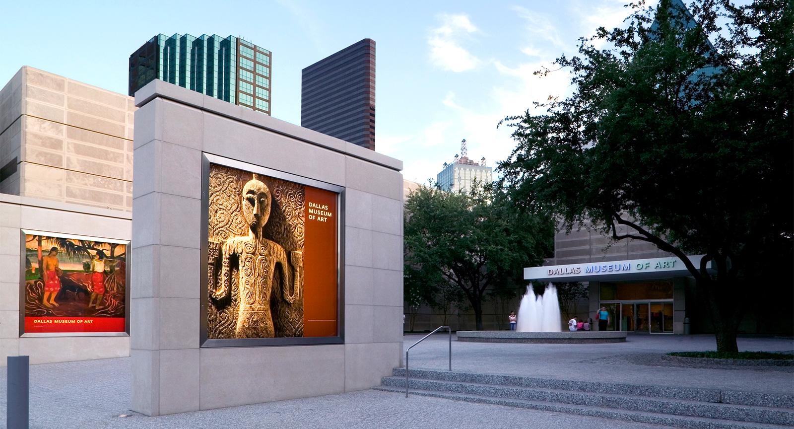 نتيجة بحث الصور عن dallas museum of art