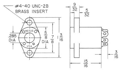 TJ120 Jack Mates with U93A, U, TP120|Plug, Jack Guide