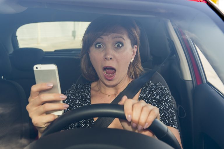 Are Distracted Driving Accidents In Texas Increasing With ...