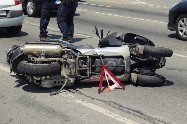 Motorcycle Accident Yesterday   disrespect1st com