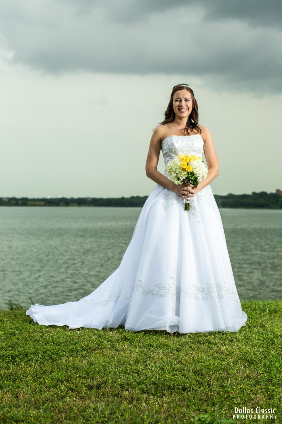 Dallas Engagement Photographer  Jennys Bridals at White