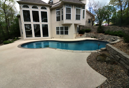 pool deck dallas tx concrete