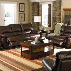 Reclining Leather Living Room Furniture Sets Beige Sofa Ideas Coaster 600281p Clifford Set With Power Motion