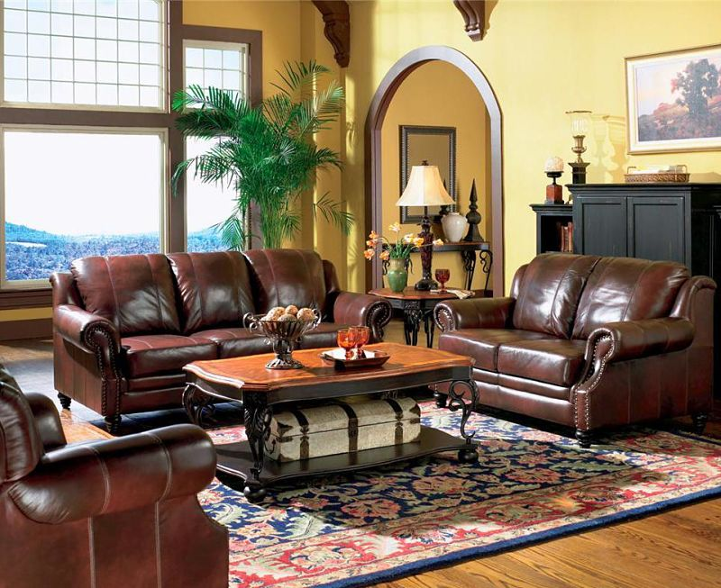 leather living rooms sets formal luxury room coaster 500661 princeton set dallas