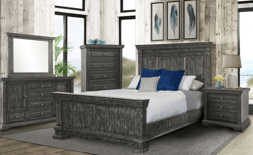 on sale mbcd300 condesa grey bedroom set elements dallas denton fort worth furniture