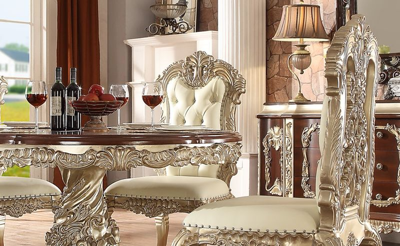 Dallas Designer Furniture Devonshire Formal Dining Room