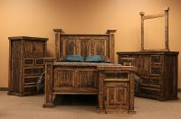 Rustic Furniture Bedroom Sets. rustic southwestern bedroom ...