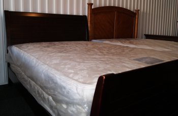 Discontinued Orthopedic 12 5 Pillow Top Mattress Set
